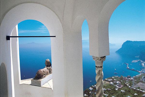 Villa San Michele Capri Residence Hotel Villa Igea